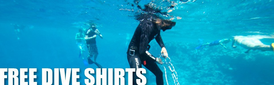 Freedive shirt
