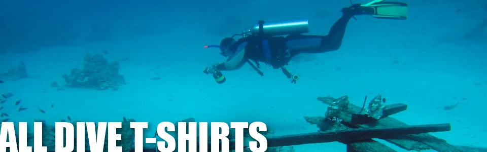 All dive shirts
