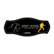 Keep Diving mask strap cover