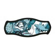 Martini's Law mask strap cover