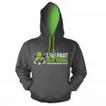 Live fast hoodie