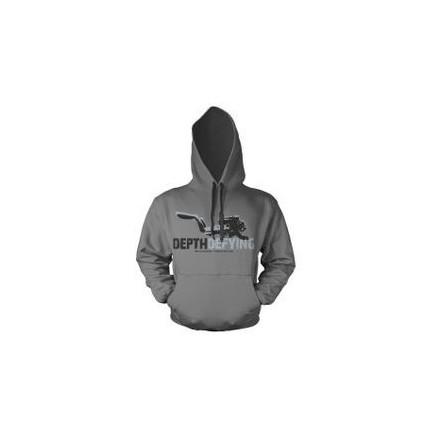 Depth defying hoodie