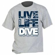 Live Life Dive Heather