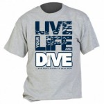 Live Life Dive Heather